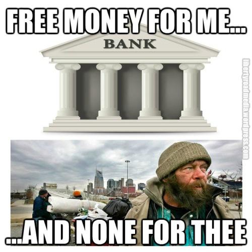 FREE MONEY MEME LRM