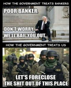 Foreclose The Shit Meme