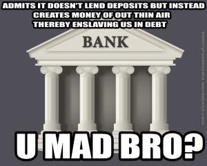 BANK-u mad bro