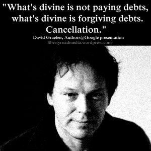 Divine is forgiving debts meme copy