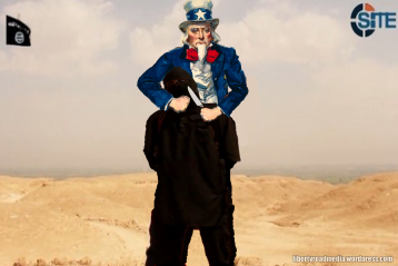 UNCLE SAM BEHEADS ISIS copy