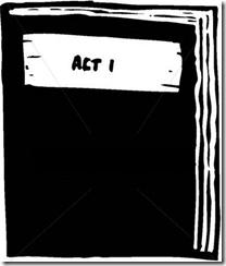 Script Clip Art Fixed