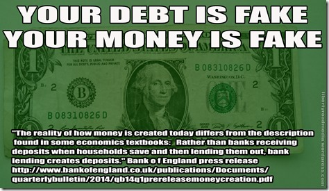 YOUR DEBT IS FAKE MEME LRM copy