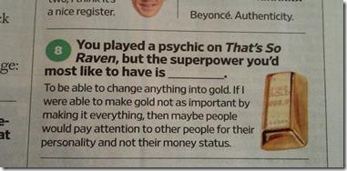 RAVEN GOLD