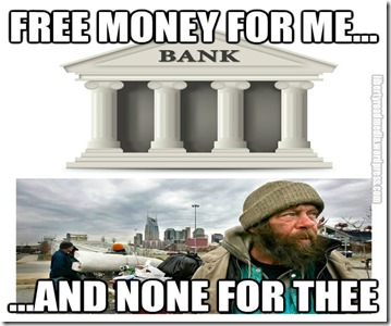 FREE MONEY MEME LRM