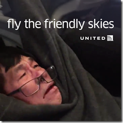 United-Fly The Friendly Skies Dao