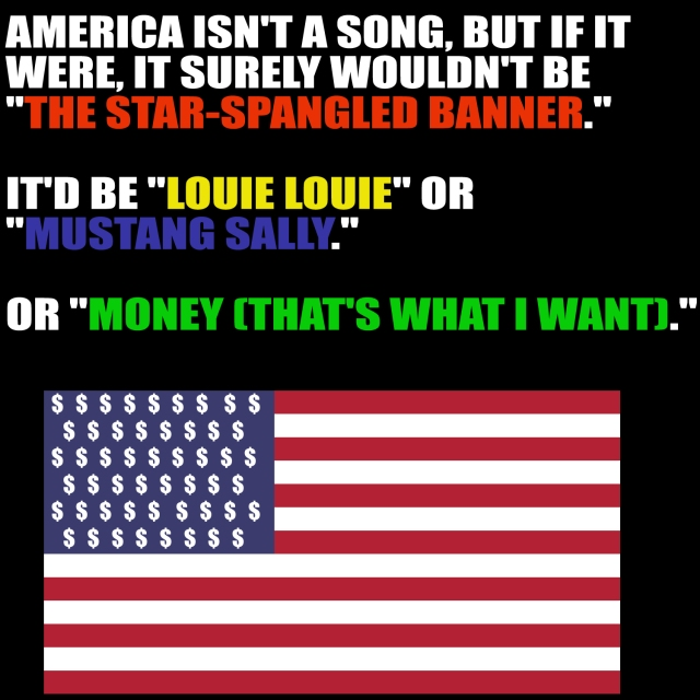 America Isn't a Song copy